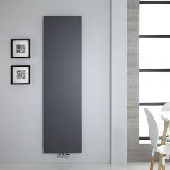 Radiateur vertical 180x50cm 1123 watts Rubi Anthracite