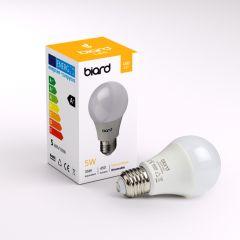 Ampoule Led E27 5W Dimmable - Lot de 6