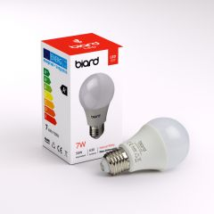Ampoule Led E27 7W - Lot de 6