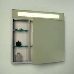 Armoire de toilette miroir lumineuse Onega