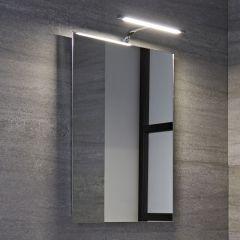 Miroir lumineux 50x70cm Biwa