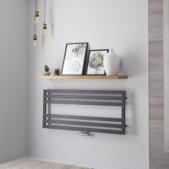s che serviette anthracite. Black Bedroom Furniture Sets. Home Design Ideas