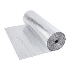 Rouleau isolant aluminium à bulles 40 x 1.2m Ép. 3.5mm