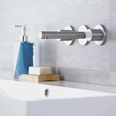 Robinet mural lavabo Bomere