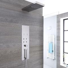 Colonne de douche thermostatique encastrée Grasmere