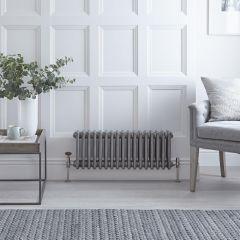 Radiateur horizontal Style Fonte Windsor 30cm x 78.9cm x 10cm 687 Watts