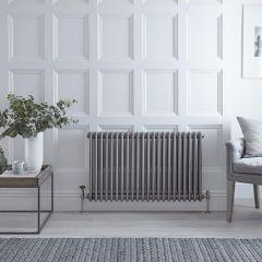 Radiateur Horizontal Style Fonte Windsor 60cm x 101.3cm x 10cm 1608 Watts