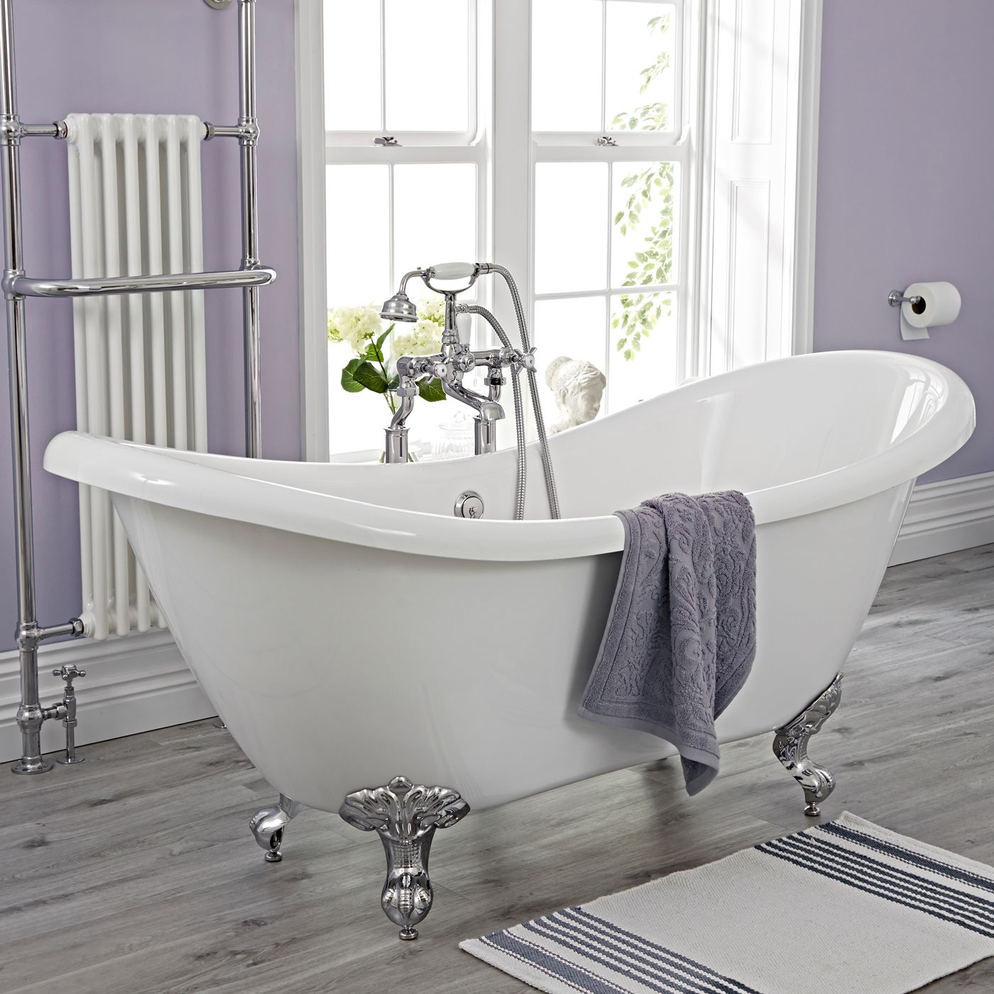 baignoire lot 72 x 175cm avec choix de pieds verona. Black Bedroom Furniture Sets. Home Design Ideas