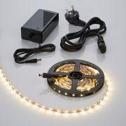 Biard Kit Ruban LED 3528 Blanc chaud 5m