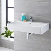 Vasque suspendue 80 x 41.5cm Exton
