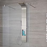 Colonne de douche thermostatique 4 Fonctions Vista