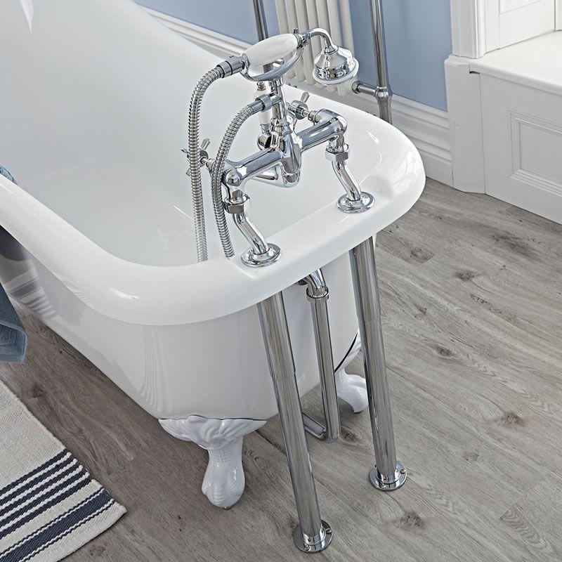 vidage rallonges pour baignoire lot perc e pour la. Black Bedroom Furniture Sets. Home Design Ideas