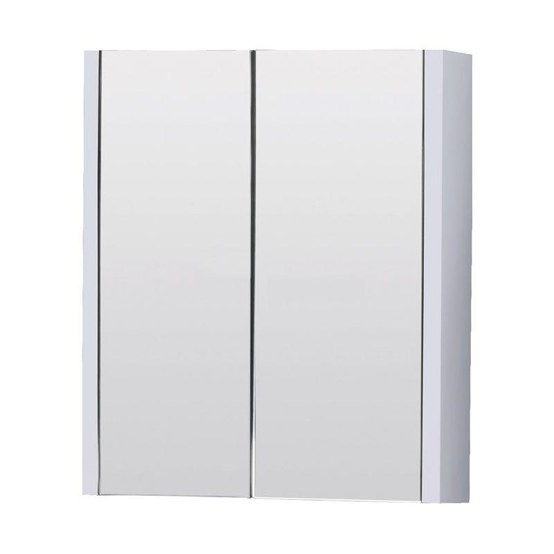 armoire miroir de salle de bains 60 x 65cm - Armoire Miroir Salle De Bain