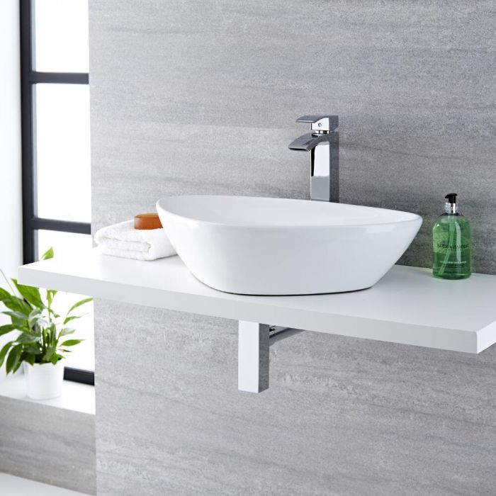 Vasque à poser moderne – 59 x 39 cm – Select