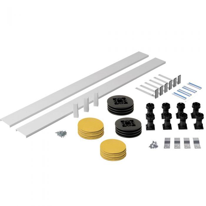 Kit de rehausse pour receveur rectangulaire ou carré jusqu'à 120 cm - Maxon