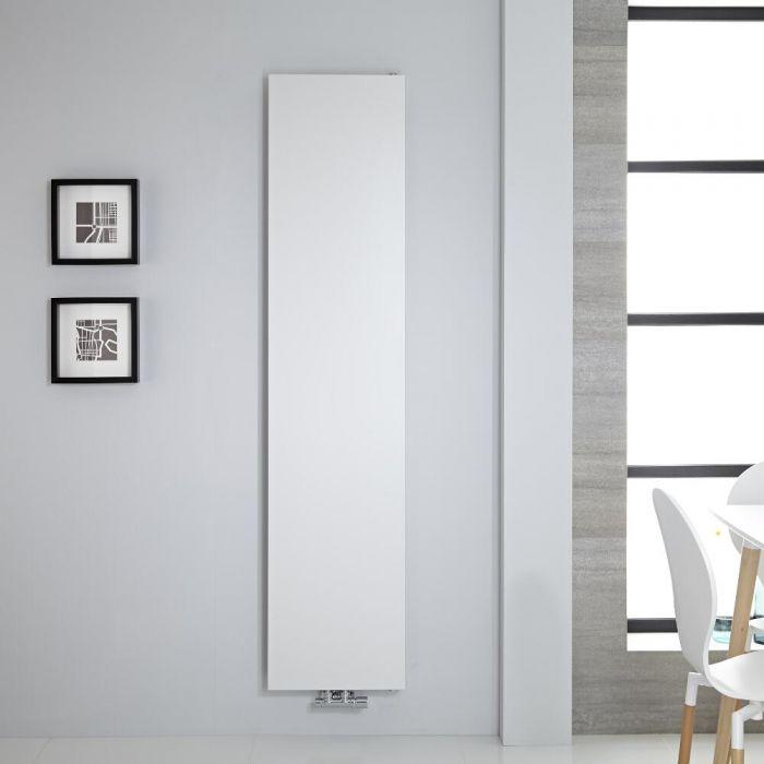 Radiateur design vertical - 180 cm x 40 cm – Blanc - Rubi