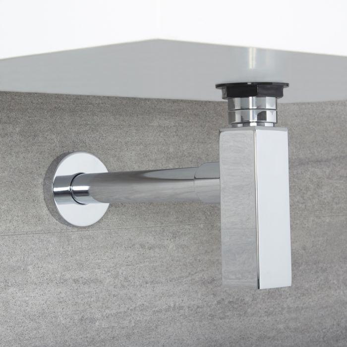 Siphon design lavabo & vasque Cubique