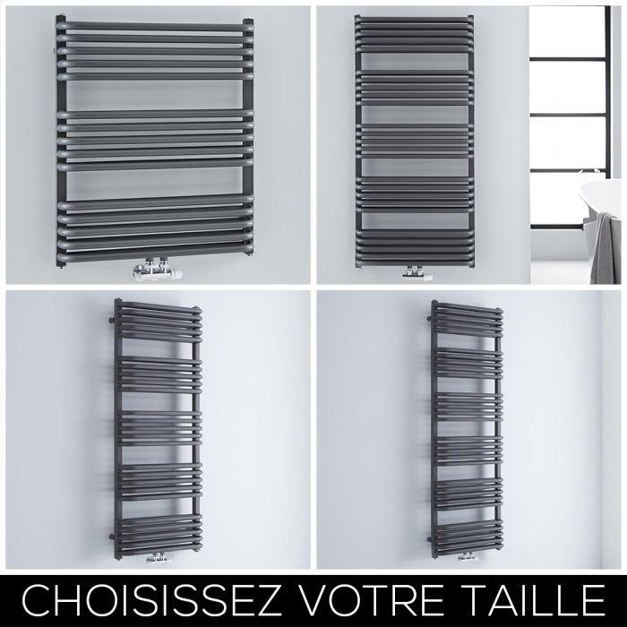 Sèche-serviettes – Anthracite – Choix de tailles - Arch