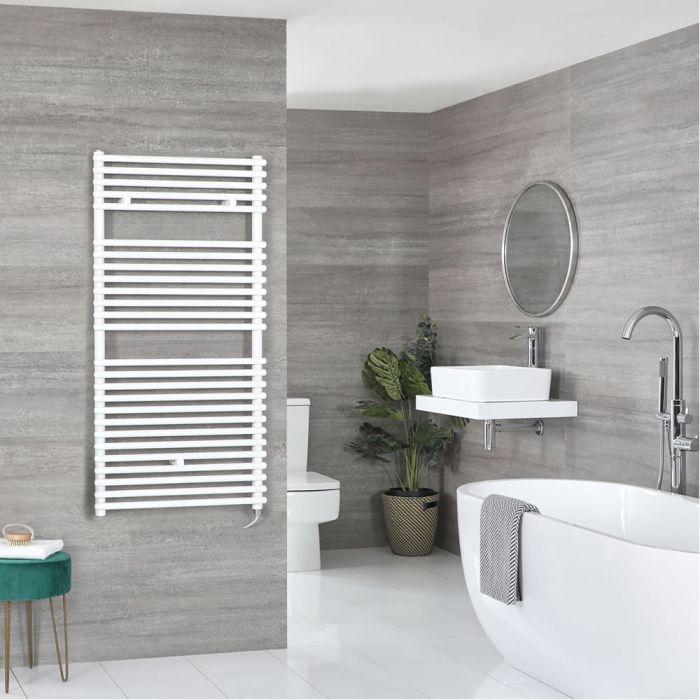 Sèche-serviettes électrique – Blanc – 119 cm x 45 cm - Arno
