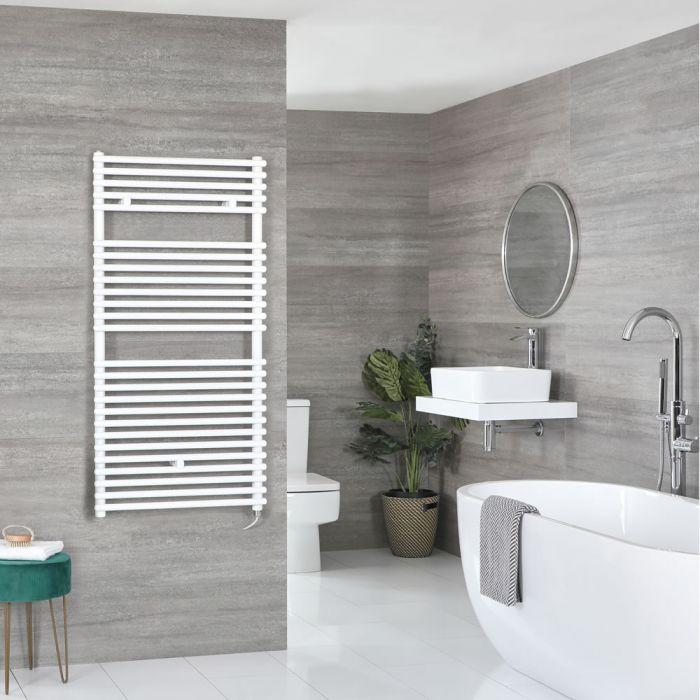 Sèche-serviettes électrique – Blanc – 119 cm x 60 cm - Arno