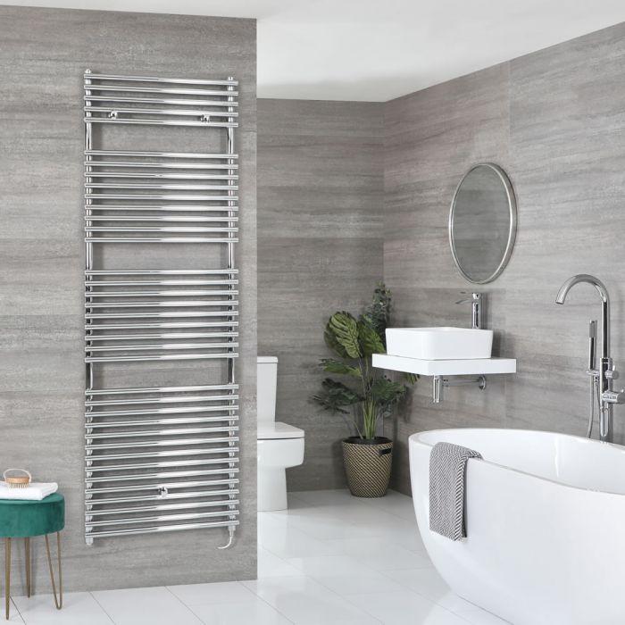 Sèche-serviettes électrique – Chromé – 173,8 cm x 60 cm - Arno