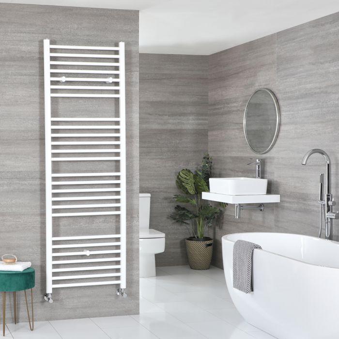 Sèche-serviettes plat – Blanc – 180 cm x 60 cm - Ive