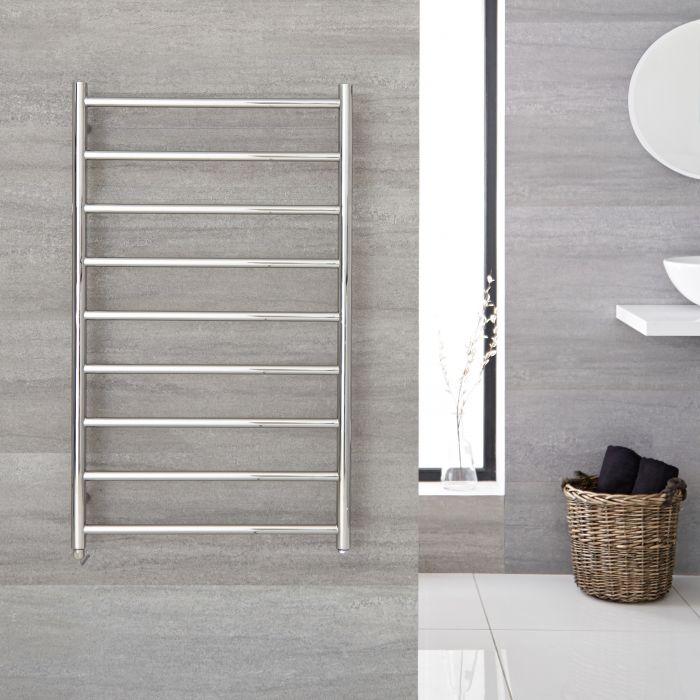 Sèche-serviettes électrique chromé 50cm x 100cm - Quo