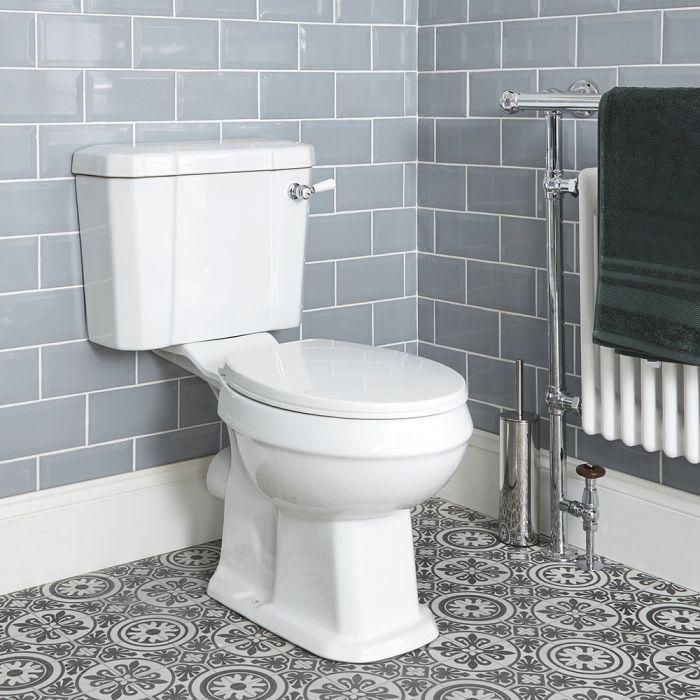 Pack WC rétro – Blanc - Richmond