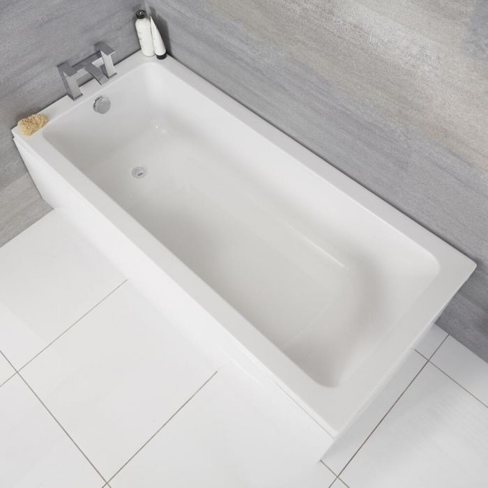 Baignoire rectangulaire droite 70x150cm - Sandford