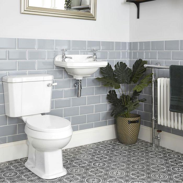 Pack WC et lavabo suspendu - Richmond