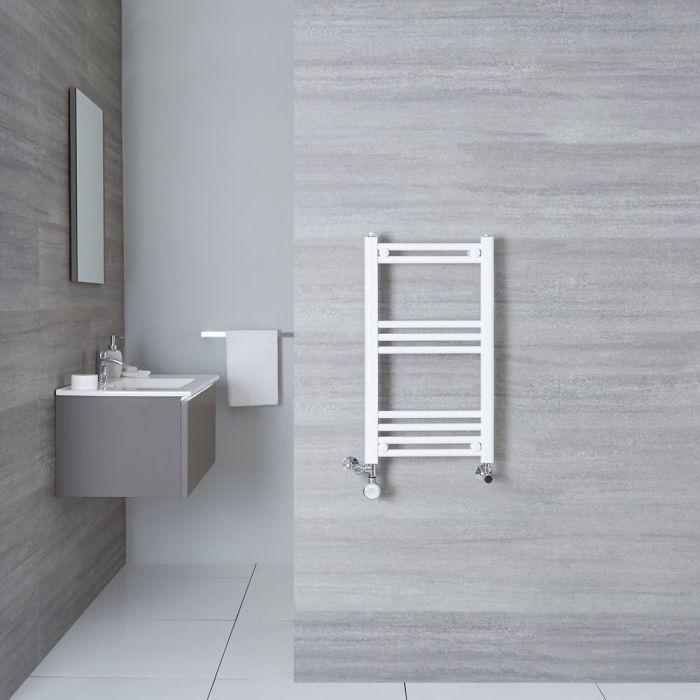 Sèche-Serviettes Mixte Blanc Etna 70cm x 40cm x 3cm 280 Watts