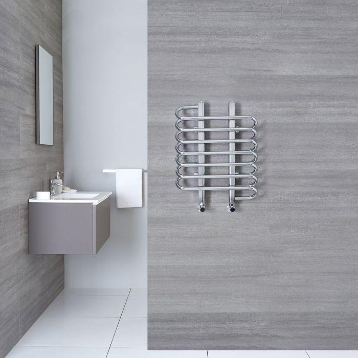 Sèche-Serviettes Chromé Select 61cm x 50cm x 9,6cm 294 Watts