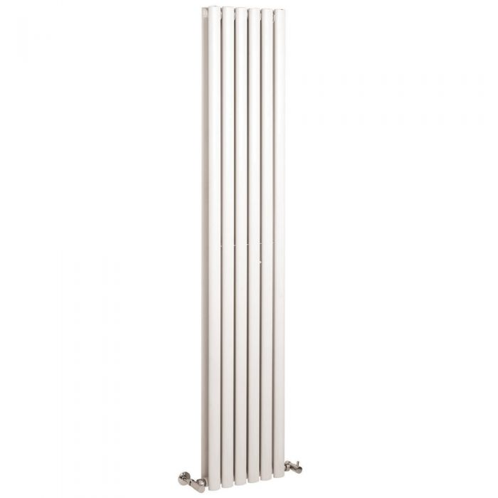 Radiateur Design Vertical Blanc Vitality 178cm x 35,4cm x 7,8cm 1401 Watts