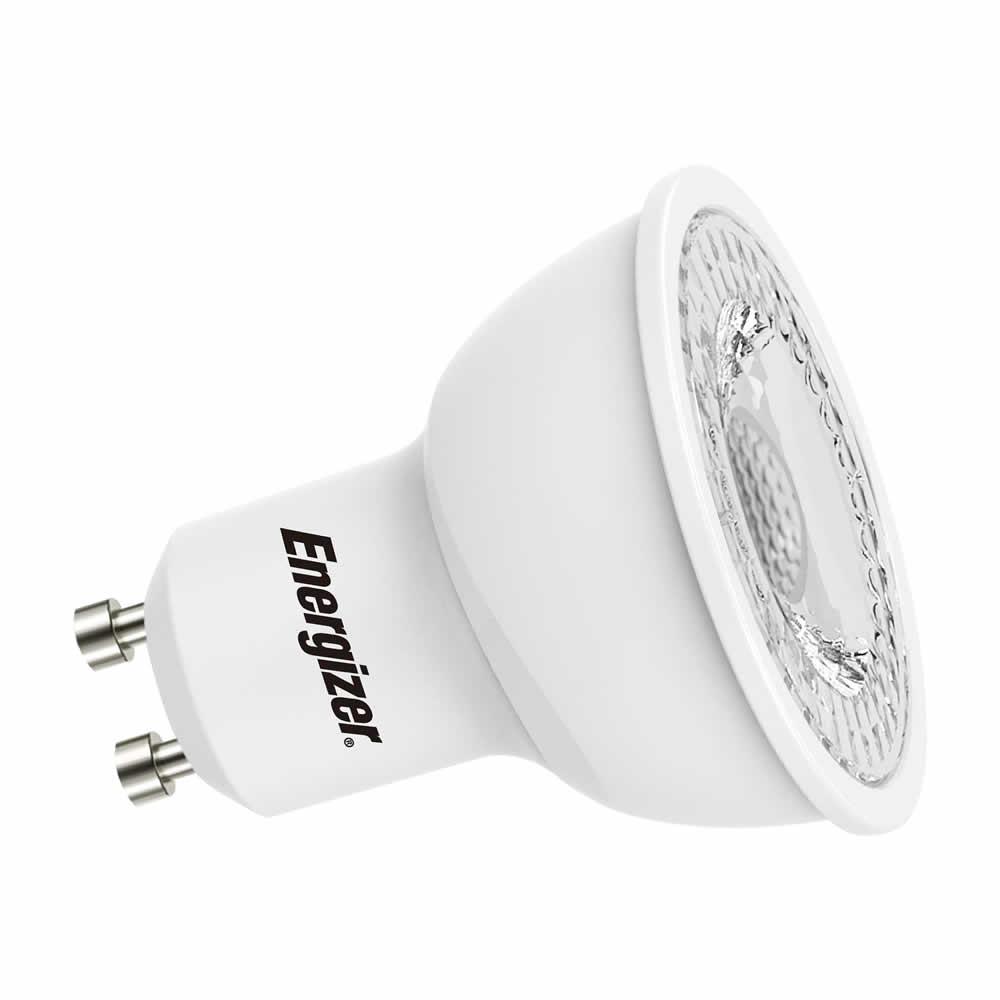 Ampoule Spot LED 5W Energizer GU10 - Lot de 4