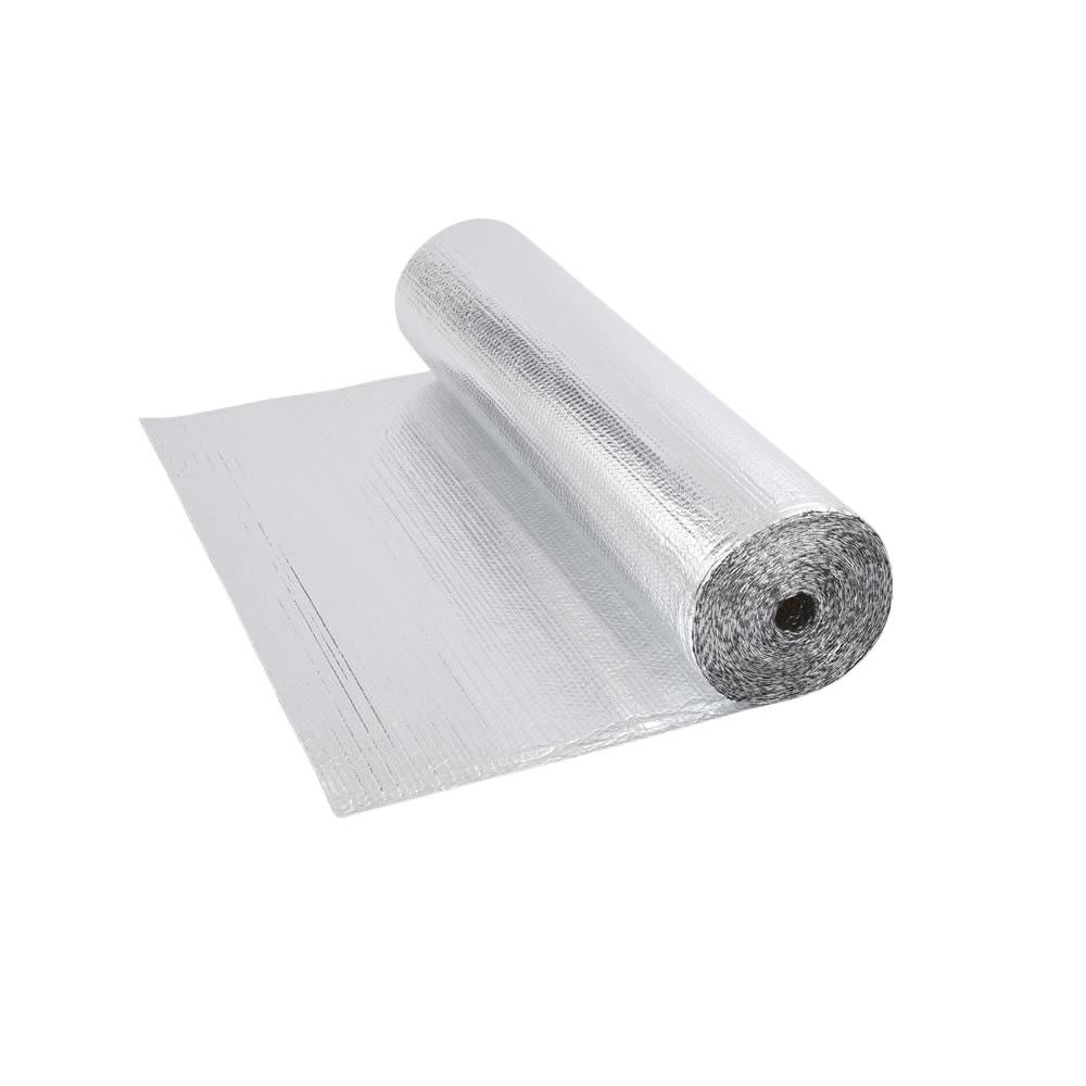 Rouleau isolant aluminium à bulles 5 x 1.2m Ép. 3.5mm