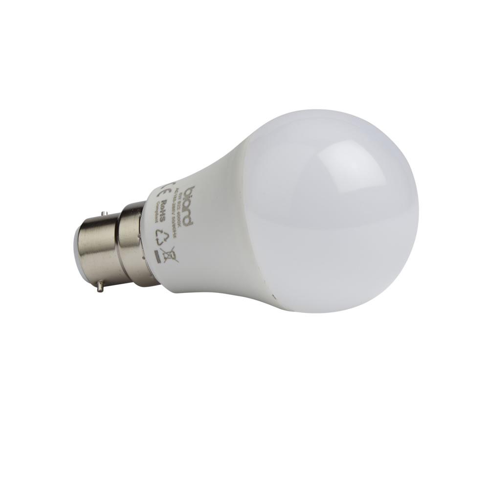 Biard Ampoule Led B22 5W - Lot de 6