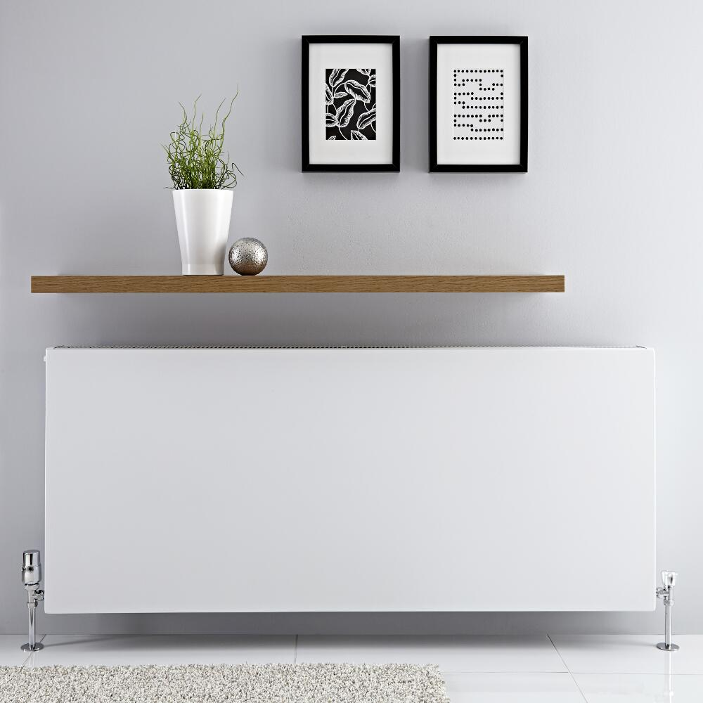 Radiateur horizontal Blanc Type 22 Merus 60 x 140cm 3031 watts