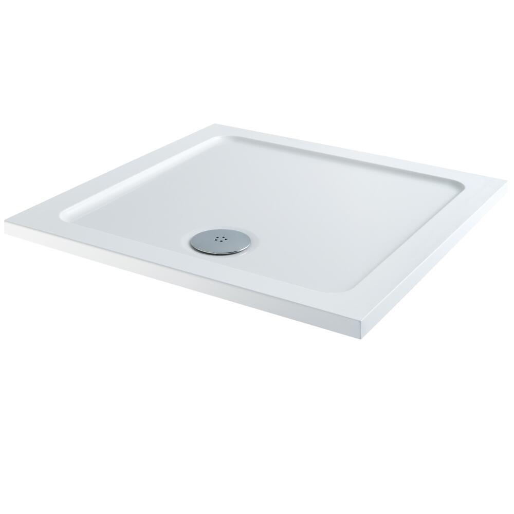 Receveur de douche carré 80x80cm