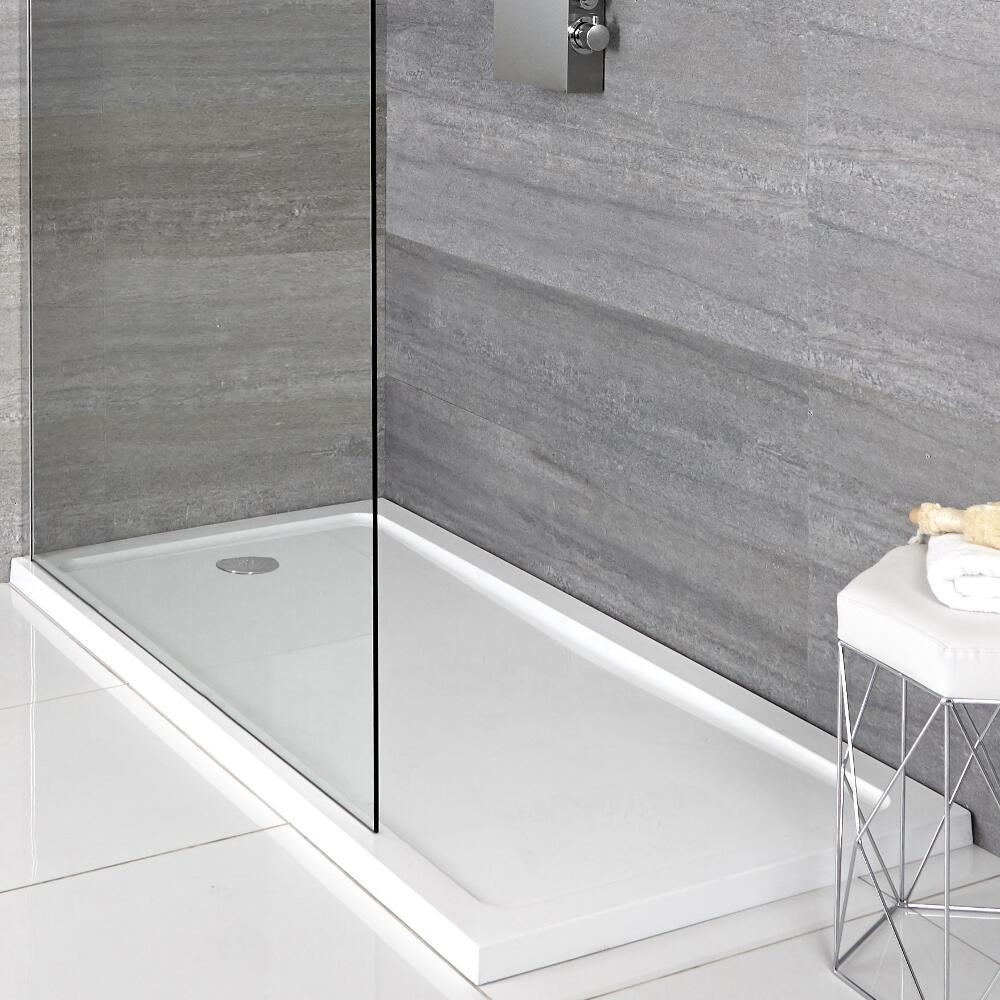 Receveur de douche rectangulaire 170x70cm