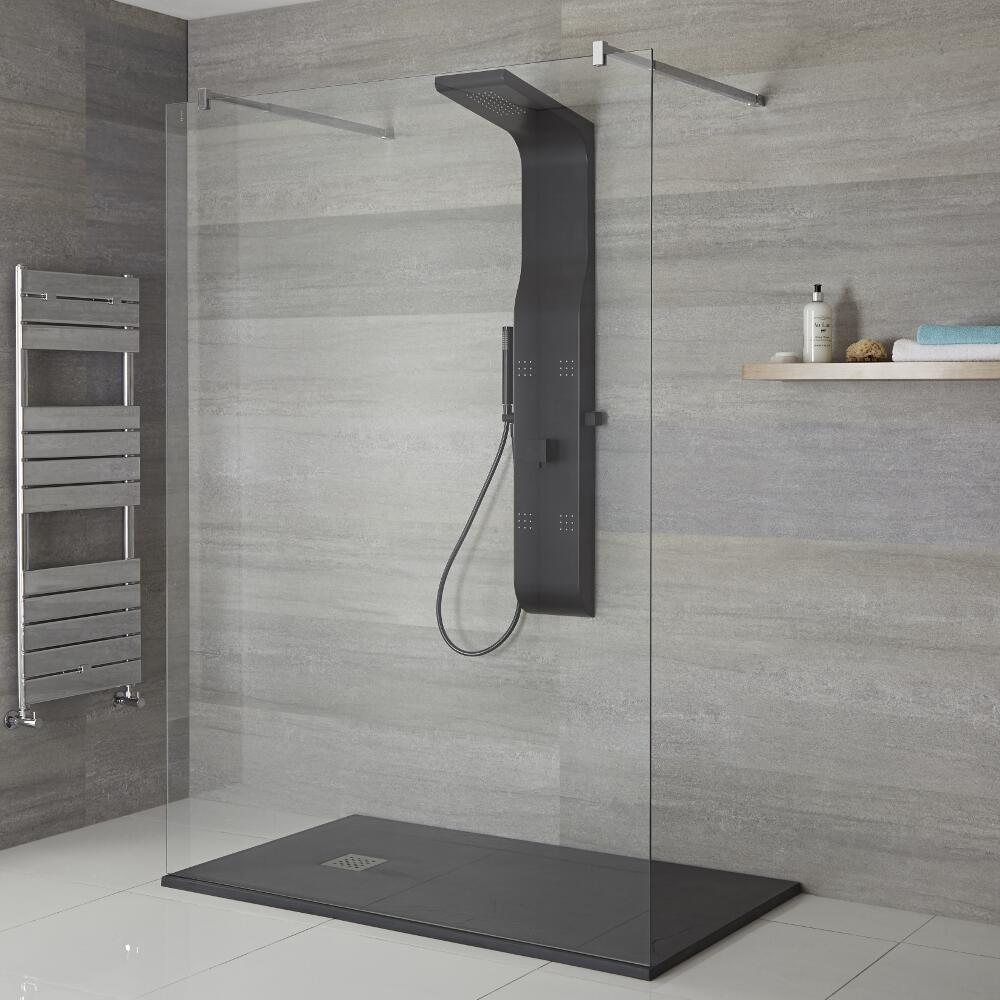 Colonne de douche mitigeur mécanique Alston – Choix de Finitions