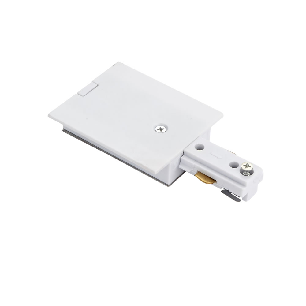 Biard Connecteur triphasé encastrable rectangulaire Blanc