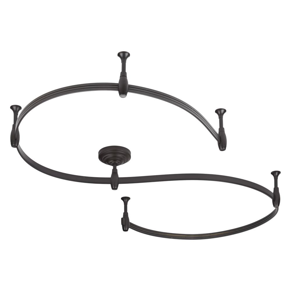 Biard Rail Flexible pour Spot LED 3m Noir