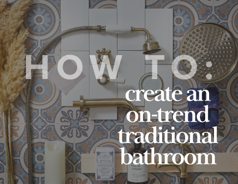 Traditional bathroom guide
