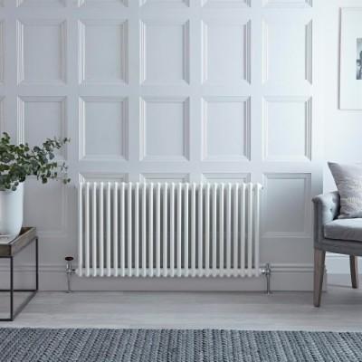 Radiateur Style Fonte Blanc