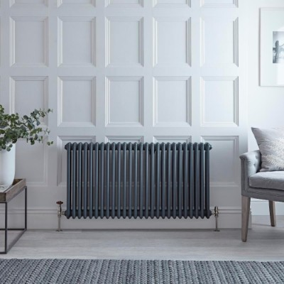 radiateur design acier chauffage central style fonte d coratif. Black Bedroom Furniture Sets. Home Design Ideas